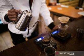 Kedai Cenghar Kopi konsisten sediakan biji kopi Jawa Barat