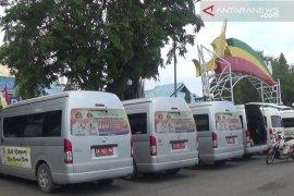 Mudik gratis rute Kotabaru-Banjarmasin sepi penumpang