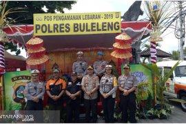 Arus mudik, Polres Buleleng pantau pelabuhan rakyat