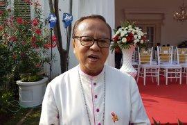 Uskup Agung Jakarta  Mgr Ignatius Suharyo terpilih jadi kardinal di Vatikan