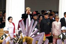 Presiden Jokowi jadi inspektur upacara peringatan Hari Lahir Pancasila