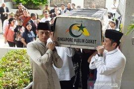 Ibu Ani benar-benar belahan jiwa SBY