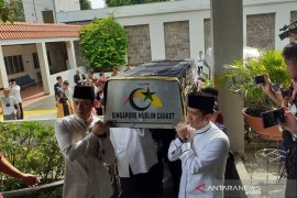 TMP Kalibata jadi peristirahatan terakhir Ibu Ani Yudhoyono