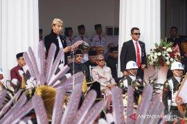 Presiden ajak komponen bangsa teguhkan nilai Pancasila