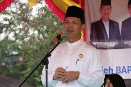 Bupati Tapsel sebut Ani Yudhoyono perempuan hebat di balik SBY