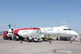 Permintaan avtur  di Bandara Kualanamu turun 90 persen