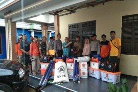 Hari ini pengiriman bantuan korban longsor Kepulauan Karimata