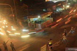 Pemudik bermotor yang lintasi jalan arteri Karawang alami peningkatan
