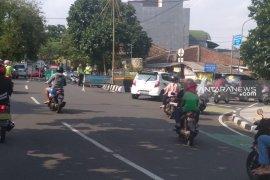 Rekayasa arus lalu lintas di Sukabumi dilakukan secara situasional