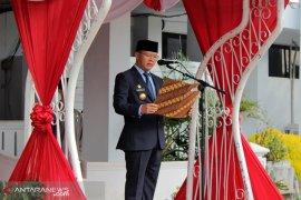 Gubernur: terapkan Pancasila dalam kehidupan
