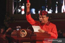 Gubernur: generasi milenial Bali akan teladani Bung Karno