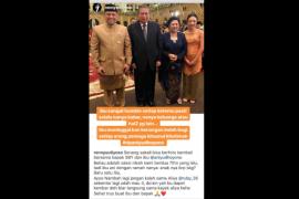 Renny Sutiyoso dan Happy Salma terkenang kerendahan hati Ani Yudhoyono