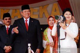 Romansa Ani Yudhoyono-SBY, jatuh hati dari pandangan pertama