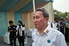 BNK Kabupaten Tangerang periksa urine sopir mudik gratis