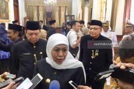 Gubernur Jatim ingatkan persatuan Indonesia di Harlah Pancasila