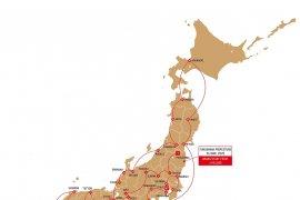 Obor Olimpiade 2020 akan singgahi bekas tsunami