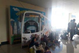 Dinkes Kota Depok periksa kesehatan sopir bus mudik