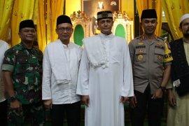 Sultan Pontianak ajak masyarakat bersama-sama jaga Kamtibmas