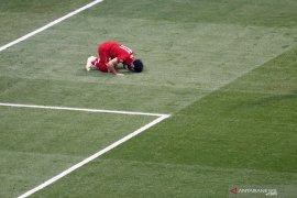 Eto'o sarankan Mohamed Salah bergabung dengan Barcelona