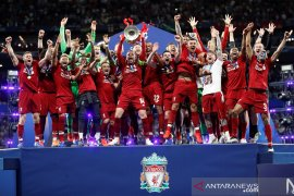 Daftar juara Liga Champions; Liverpool dekati Milan