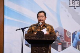 Pelantikan Pj Gubernur Lampung tidak dihadiri Wagub
