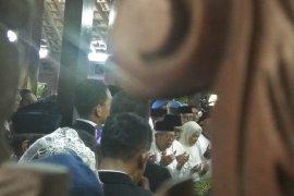 Ma'ruf Amin pimpin sholat jenazah  Ani Yudhoyono