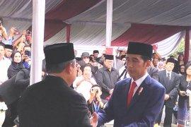 Presiden Jokowi: Ani Yudhoyono tokoh wanita Indonesia terbaik