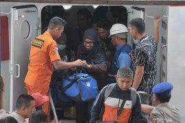 Penumpang kapal cepat rute Palembang-Bangka capai puncaknya