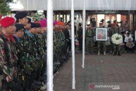 Upacara penyemayaman Ani Yudhoyono libatkan puluhan tentara