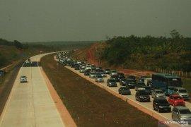 Tercatat hampir 750 ribu kendaraan sudah tinggalkan Jakarta