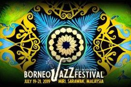 Jangan lupa Borneo Jazz Festival 2019, 19 - 21 Juli di Miri