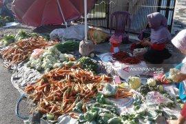 Harga beberapa jenis sayuran di Curup alami kenaikan