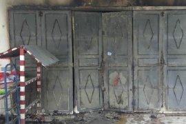 Kebakaran ruko di Sampali Sumut, dua tewas