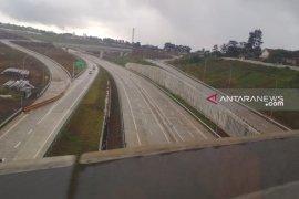 Mudik dari Jakarta ke Sukabumi lewat tol Bocimi hanya tiga jam