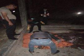 Sosok mayat laki-laki ditemukan di bangunan sarang walet