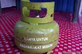 Harga gas melon di tingkat pengecer di Sambas capai Rp40.000 per tabung