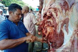 Harga daging segar tembus Rp180 ribu/Kg di Aceh Barat