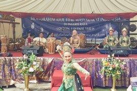 Nuansa Jawa Barat meriahkan Idul Fitri di London Inggris