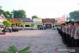 116 personel Polres Tanjungbalai amankan malam Lebaran