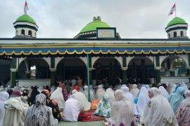 Jamaah Naqsabandiyah di Mataram sudah Idul Fitri 1440 Hijriah