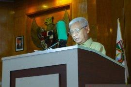 Plt Bupati Asahan ajak warga berlebaran di rumah dinas
