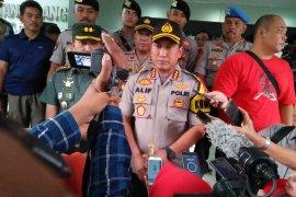 Polres Tangerang perketat pengamanan mudik pascaledakan Kertasura