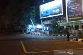Pelaku pengeboman  masih hidup namun alami luka serius