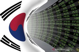 Saham Seoul naik dengan indeks KOSPI terangkat 1,72 persen