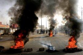 Jumlah korban tewas dalam pembersihan kamp protes di Sudan jadi  35