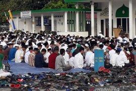 Khatib:  Idul Fitri adalah hari raya perdamaian
