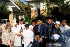Hal berbeda di keluarga SBY saat Lebaran