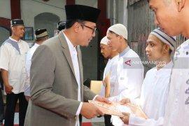 Enam napi Lapas Sukabumi dapat remisi langsung bebas