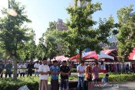 50.000 WNI ikuti sholat Ied di Taipei