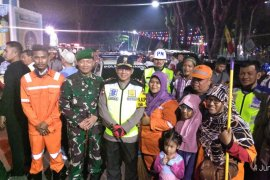 Kapolda: Kondisi malam takbiran di Jambi aman